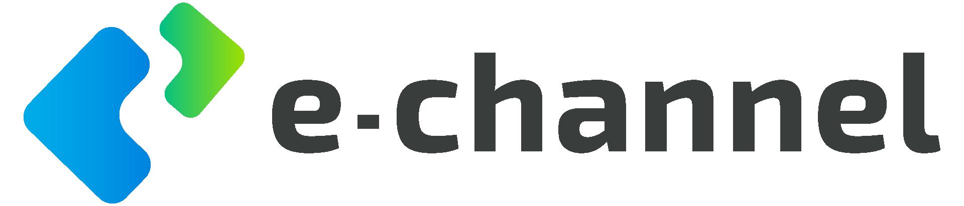 nuevo logo e-channel